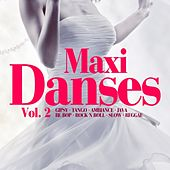 Maxi danses, vol. 2 (Gipsy Tango Ambiance Java Be-Bop Rock'n'Roll Slow Reggae) by Various Artists