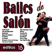 Bailes de Salón. 15 Estilos by Spain Latino Rumba Sound