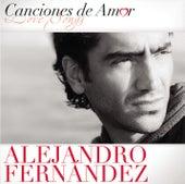 Canciones De Amor by Alejandro Fernández