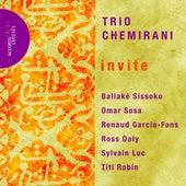 Trio Chemirani invite by Trio Chemirani