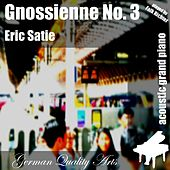 Gnossienne No. 3 , N. 3 , Nr. 3 ( 3rd Gnossienne ) (feat. Falk Richter) - Single by Eric Satie
