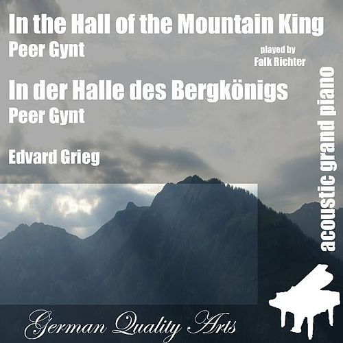 In Der Halle Des Bergkönigs ( Peer Gynt ) (feat. Falk Richter) - Single by Edvard Grieg