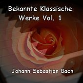 Well-Known Classical Works - Bekannte Klassische Werke - Johann Sebastian Bach (Volume 1) by Various Artists