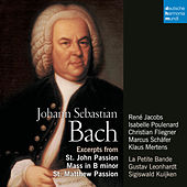 Bach: Sacred Arias by Various Artists