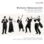 A Recital Experience by Weimar Wind Quintet