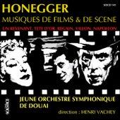 Honegger: Musiques de films & de scene by Henri Vachey