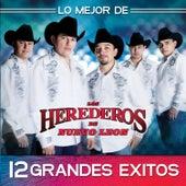 Lo Mejor De by Los Herederos De Nuevo Leon