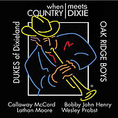 When Country Meets Dixie by Dukes Of Dixieland