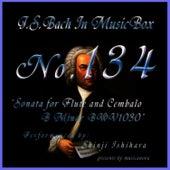 Bach In Musical Box 134 / Sonata For Flute And Cembalo B Minor Bwv1030 by Shinji Ishihara