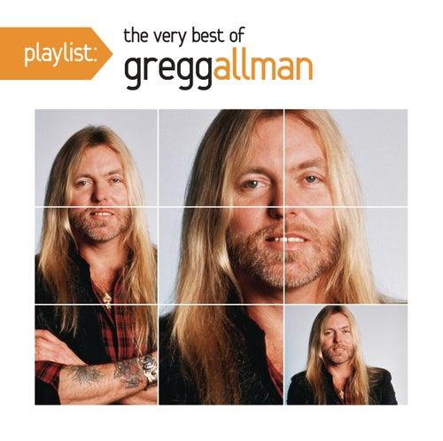 Playlist: The Very Best Of Gregg Allman by Gregg Allman