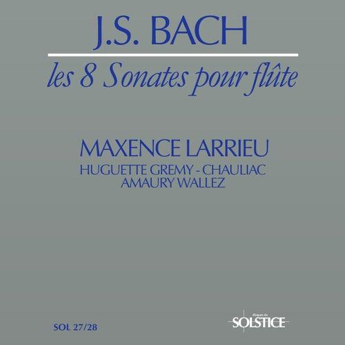 Bach: Les 8 Sonates pour flûte by Various Artists