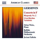 Gershwin: Piano Concerto - Second Rhapsody - I Got Rhythm Variations by Orion Weiss