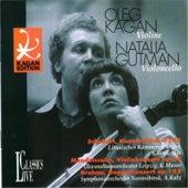 Schubert: Konzertstück, D. 345 - Mendelssohn: Violinkonzert, Op. 64 - Brahms: Doppelkonzert, Op. 102 (Oleg Kagan Edition, Vol. 15) by Various Artists