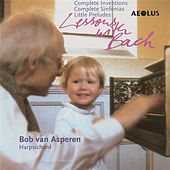 Lessons with Bach by Bob van Asperen