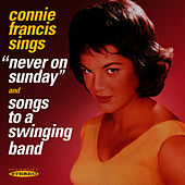Connie Francis sings