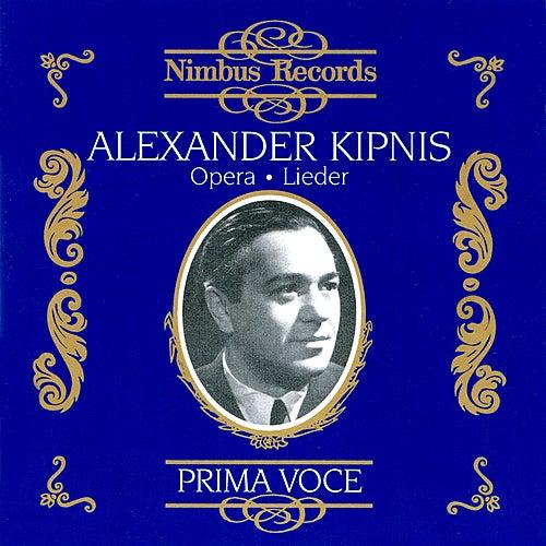 Prima Voce by Alexander Kipnis