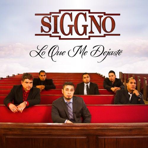 Lo Que Me Dejaste by Siggno