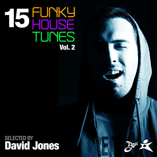 15 Funky House Tunes, Vol. 2 - Selected by David Jones by Various Artists