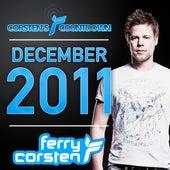 Ferry Corsten presents Corsten's Countdown December 2011 by Various Artists