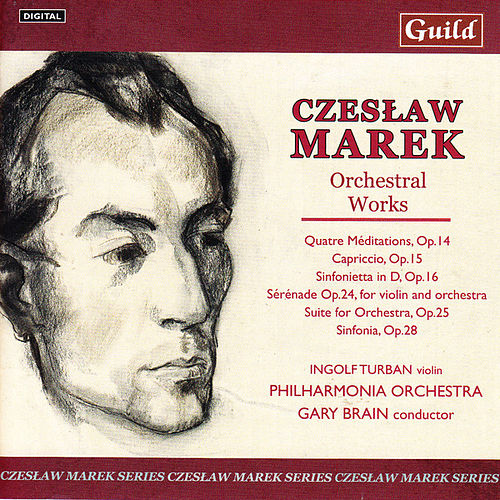Czeslaw Marek - Orchestral Works by Various Artists