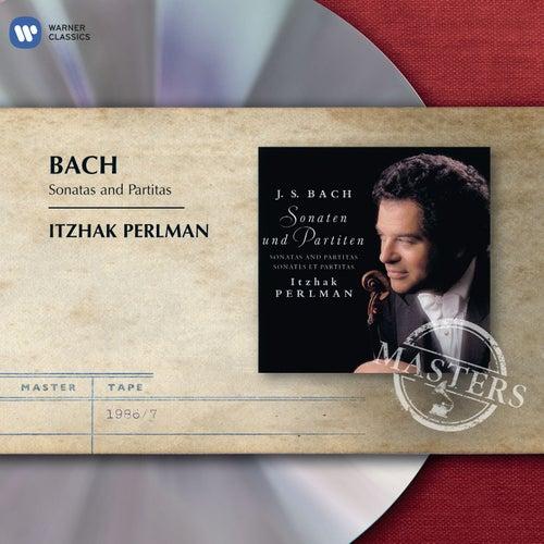 Bach: Solo Sonatas and Partitas von Itzhak Perlman