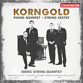 Korngold: String Sextet - Piano Quintet by Various Artists
