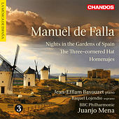 Falla: Works for Stage & Concert Hall by Various Artists