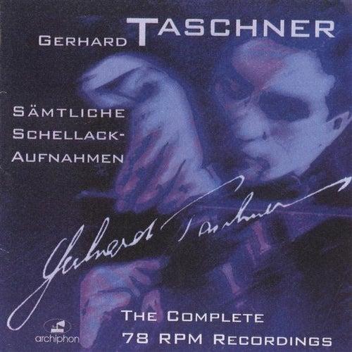 Gerhard Taschner: Samtliche Schellack-Aufnahmen (1941-1944, 1948) by Various Artists