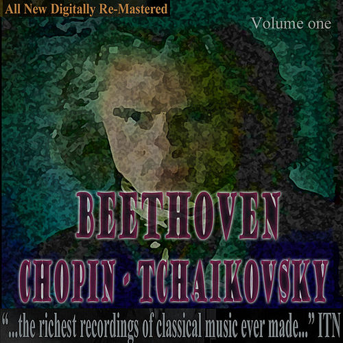 Beethoven, Chopin, Tchaikovsky by Lazar Berman