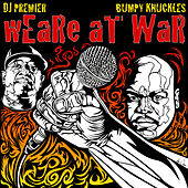 wEaRe aT WaR von DJ Premier