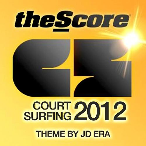 The Score Court Surfing 2012 - Single by JD Era