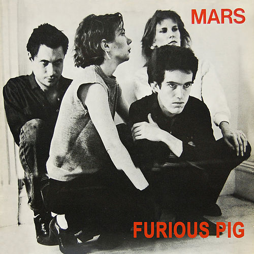 Furious Pig by Mars