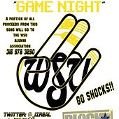 Gamenight (WICHITA State University Hip Hop Anthem) - Single by Iz-Real