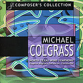 Composer's Collection: Michael Colgrass by Various Artists