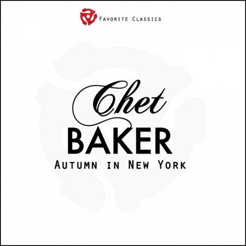 Autumn in New York by Chet Baker