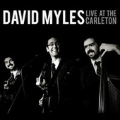 Live At The Carleton by David Myles