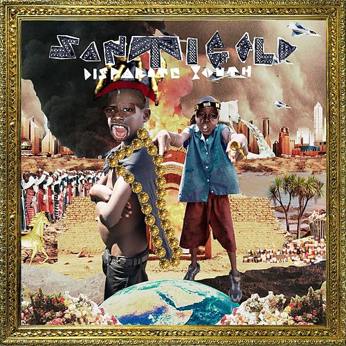 Disparate Youth by Santigold
