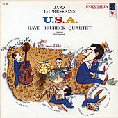 Jazz Impressions Of The U.S.A. by Dave Brubeck