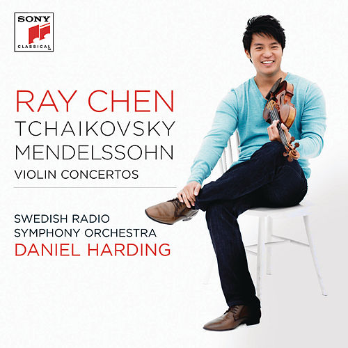 Tchaikovsky and Mendelssohn:  Violin Concertos by Ray Chen