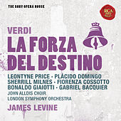 Verdi: La Forza del Destino - The Sony Opera House by James Levine