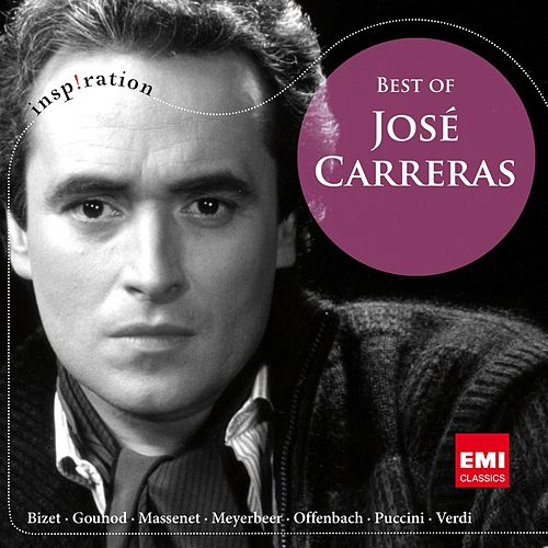 Best of José Carreras (International Version) by Various Artists