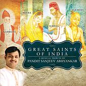 Great Saints Of India by Sanjeev Abhyankar