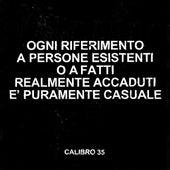 Ogni Riferimento a Persone Esistenti O a Fatti Realmente Accaduti è Puramente Casuale by Calibro 35