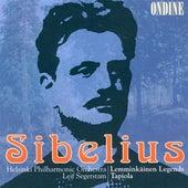 Sibelius, J.: Lemminkainen Suite / Tapiola by Leif Segerstam