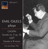 Chopin: Piano Sonata No. 2,