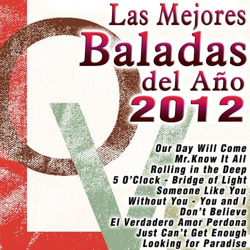 Las Mejores Baladas del Año 2012 by D.in the Night