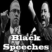 Black Speeches by Various Artists