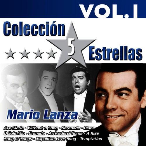 Colección 5 Estrellas. Mario Lanza. Vol. 1 by Mario Lanza