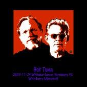2003-11-24 Whitaker Center, Harrisburg, PA by Hot Tuna