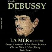 Claude Debussy, vol. 1: La Mer (Award Winners) by Various Artists